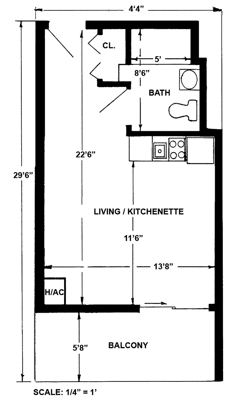 Apartment Layouts | Midland, MI - Official Website