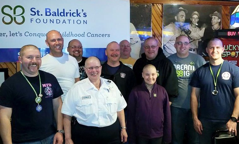 Fire Dept Cancer Fundraiser - April 2015-4