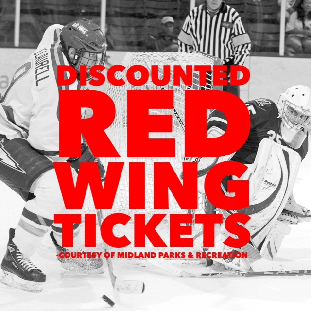 Redwings Tickets