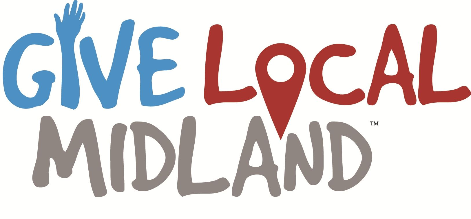 Give Local Midland Logo