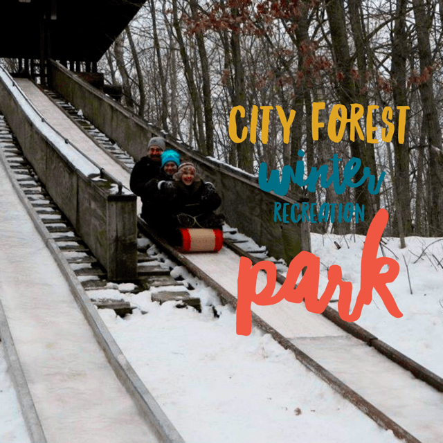 City Forest Winter Recreation Park Information