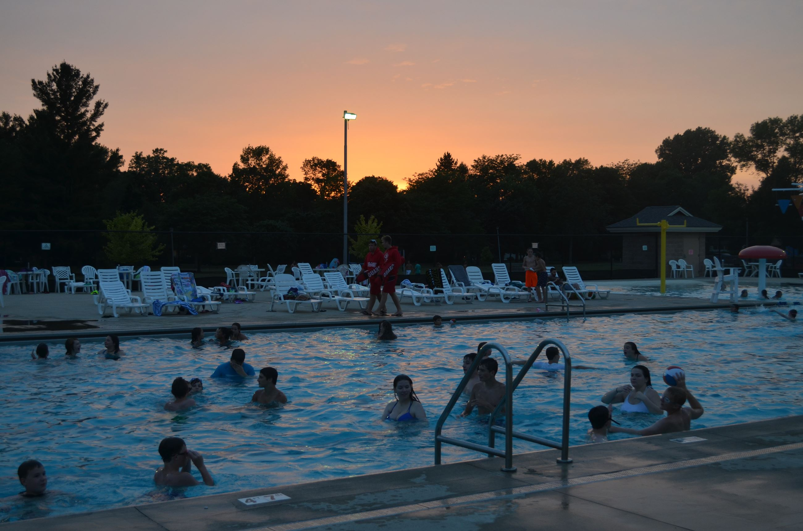 Nights At The Pool Midland Mi Official Website