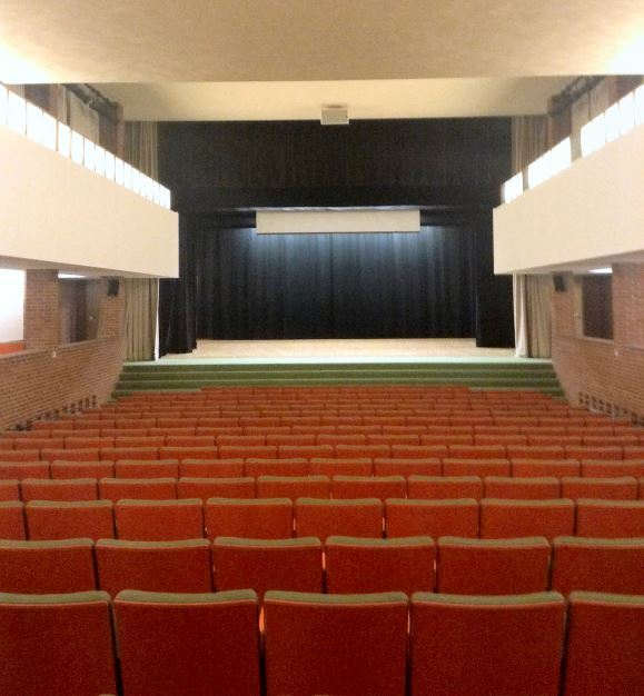 auditorium from back