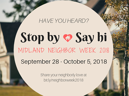 Neighbor Week 2018 graphic