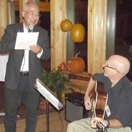 Handa Mayor shares musical talent with Midland friends
