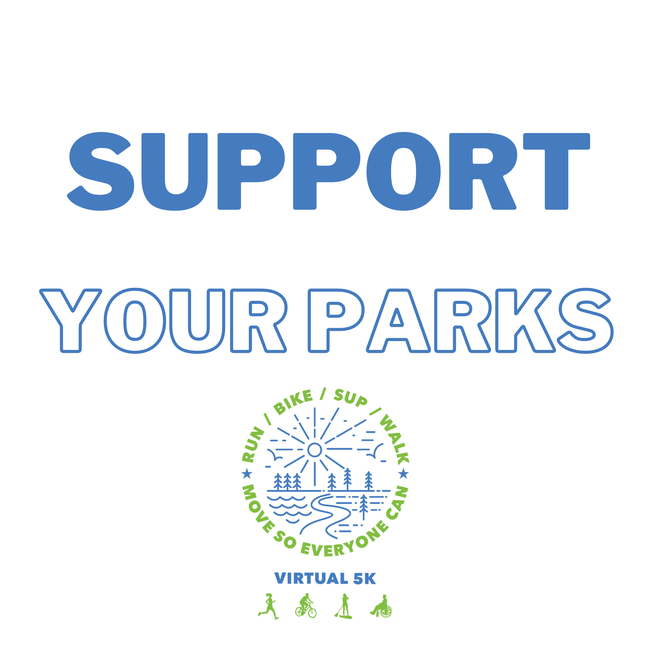 2020 mParks Virtual 5K Information