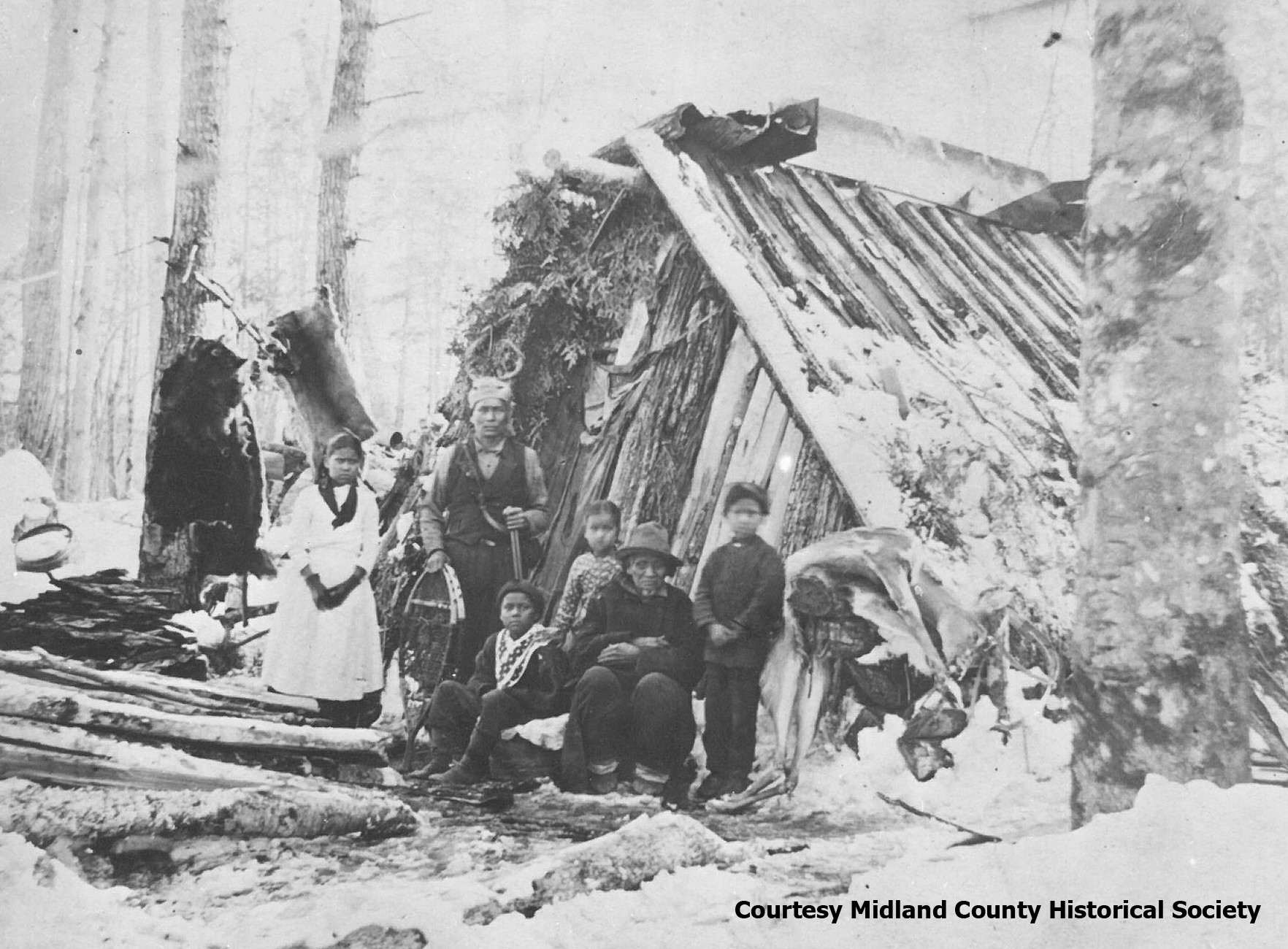 Native Americans-Historical Society Pic