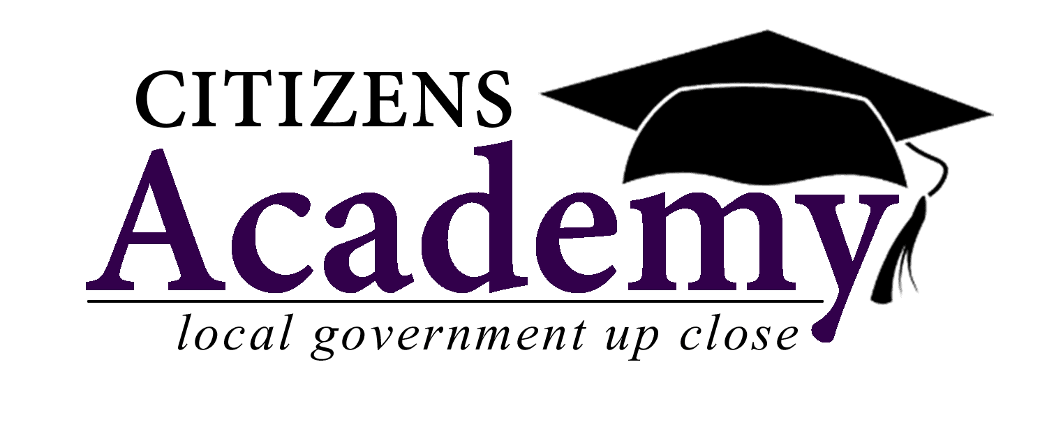 2018 Citizens Academy logo