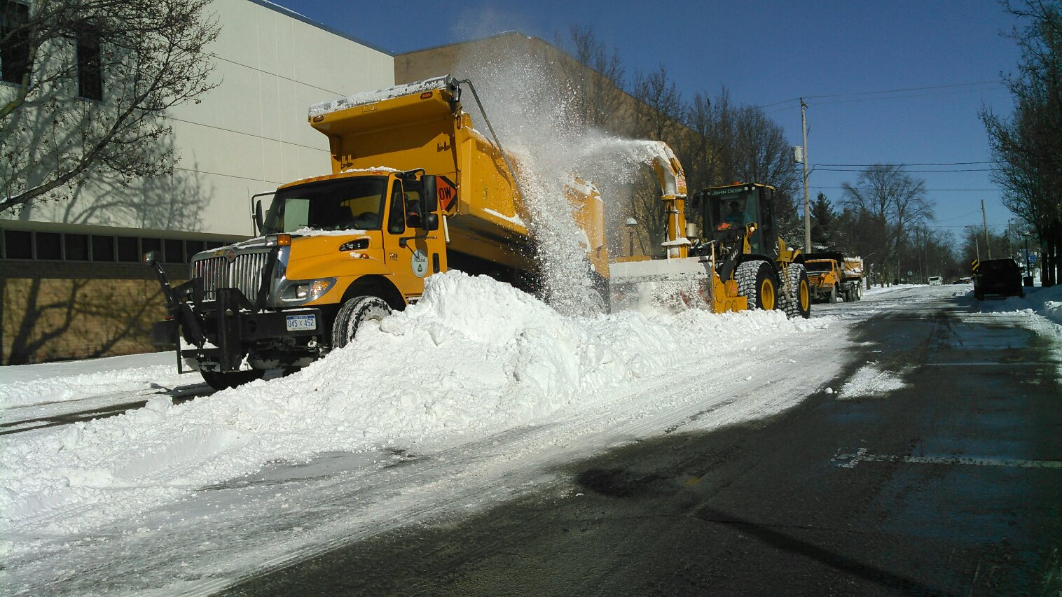 Snow Removal Downtown (1)